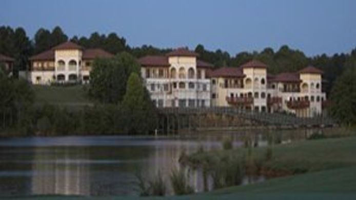 Buitenaanzicht CUSCOWILLA GOLF RESORT ON LAKE OCONEE