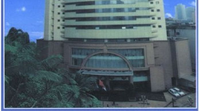Exterior view XIN HUA INTERNATIONAL HOTEL