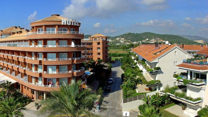 Buitenaanzicht Sunway Playa Golf Spa Hotel