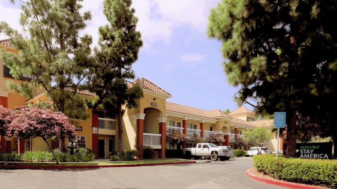 Exterior view EXTENDED STAY AMERICA EL SEGUN