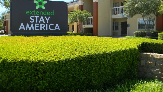 Buitenaanzicht EXTENDED STAY AMERICA MEDICAL