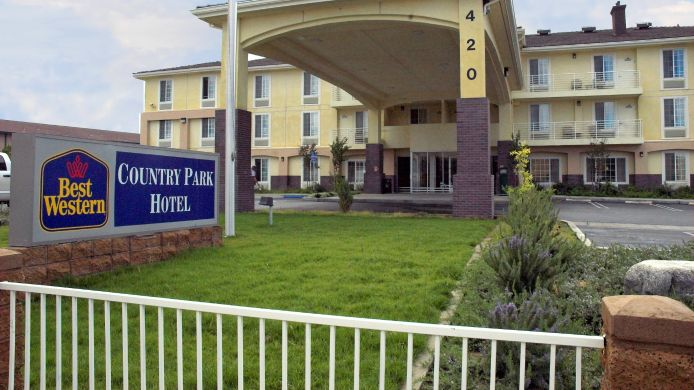 Exterior view BEST WESTERN PLUS COUNTRY PARK