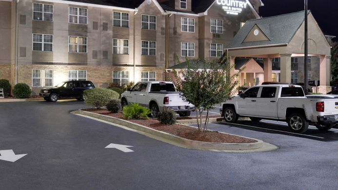 Buitenaanzicht COUNTRY INN SUITES STONE MTN