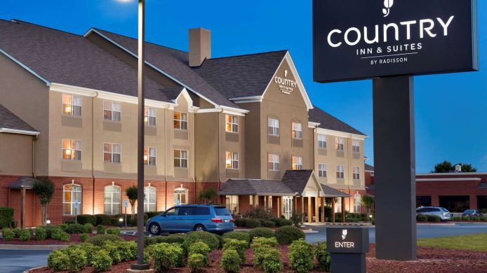 Exterior view COUNTRY INN STES WARNER ROBINS