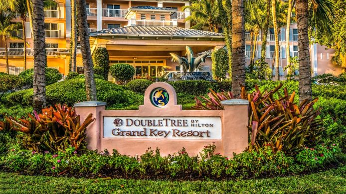 Buitenaanzicht DoubleTree Resort by Hilton Grand Key - Key West