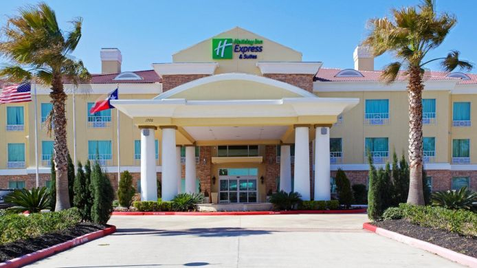 Exterior view Holiday Inn Express & Suites PEARLAND
