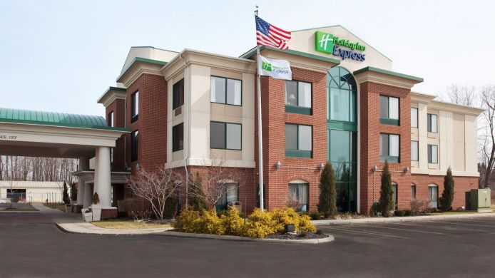 Exterior view Holiday Inn Express & Suites YOUNGSTOWN (N. LIMA/BOARDMAN)