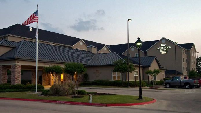 Exterior view Homewood Suites by Hilton College Station