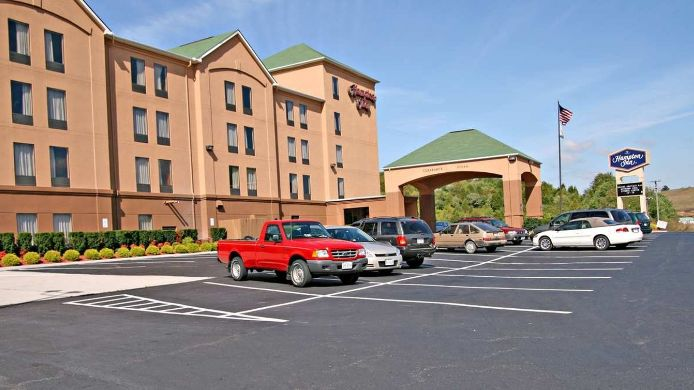 Exterior view Hampton Inn Ft Chiswell-Max Meadows