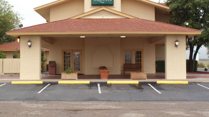 Exterior view LA QUINTA INN FORT STOCKTON