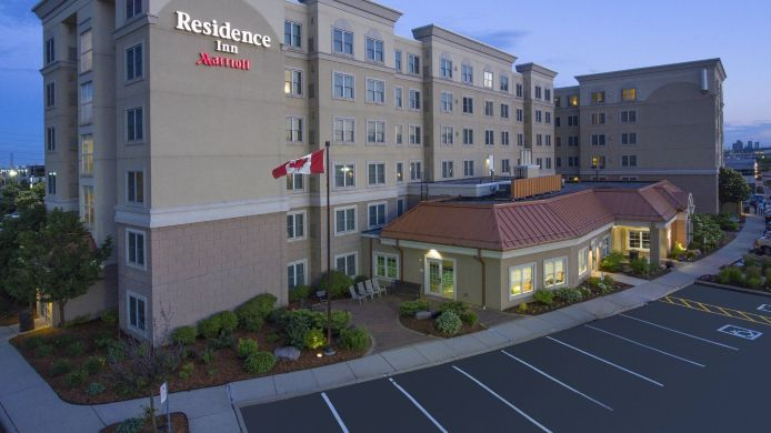 Außenansicht Residence Inn Mississauga-Airport Corporate Centre West