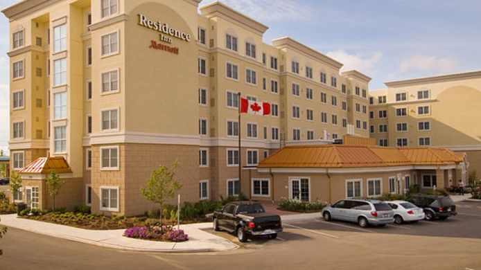 Buitenaanzicht Residence Inn Mississauga-Airport Corporate Centre West