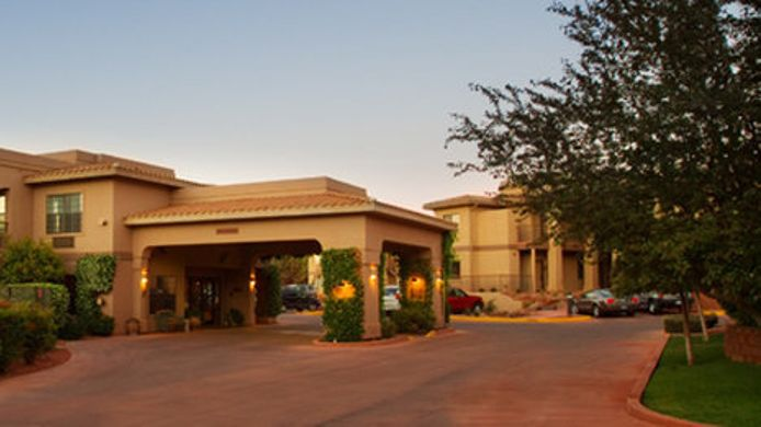 Exterior view Sedona Real Inn