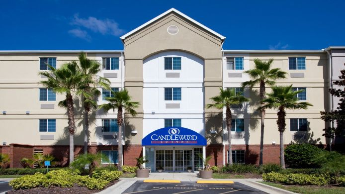 Buitenaanzicht Candlewood Suites LAKE MARY
