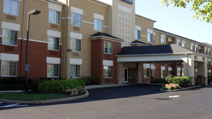 Exterior view EXTENDED STAY AMERICA KING OF