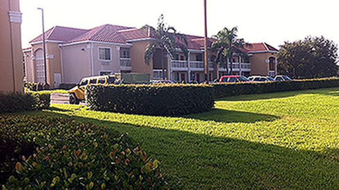 Exterior view EXTENDED STAY AMERICA DAVIE