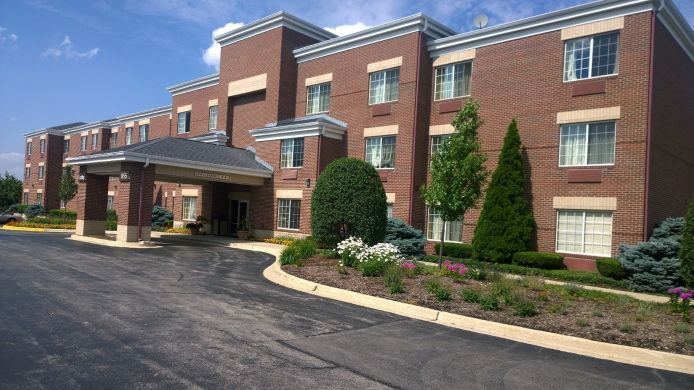 Buitenaanzicht EXTENDED STAY AMERICA WESTMONT