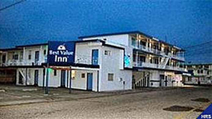 Exterior view Best Value Sea Foam Motel