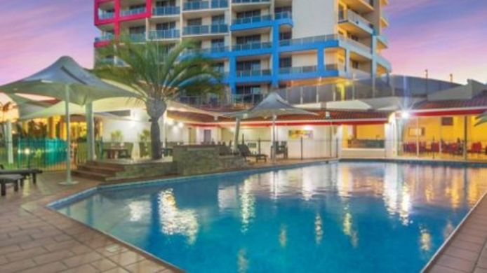 Picture Clarion Hotel Mackay Marina