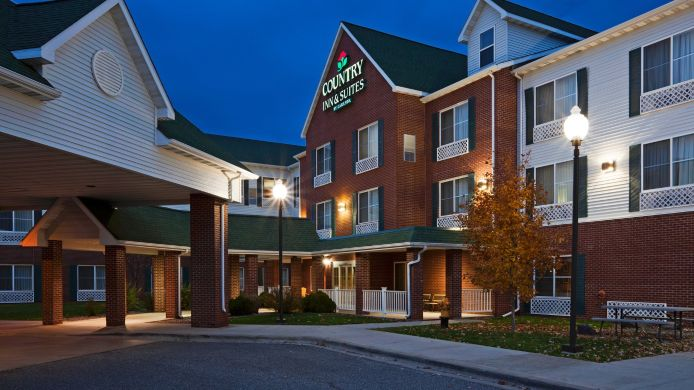 Exterior view COUNTRY INN STES DULUTH NORTH
