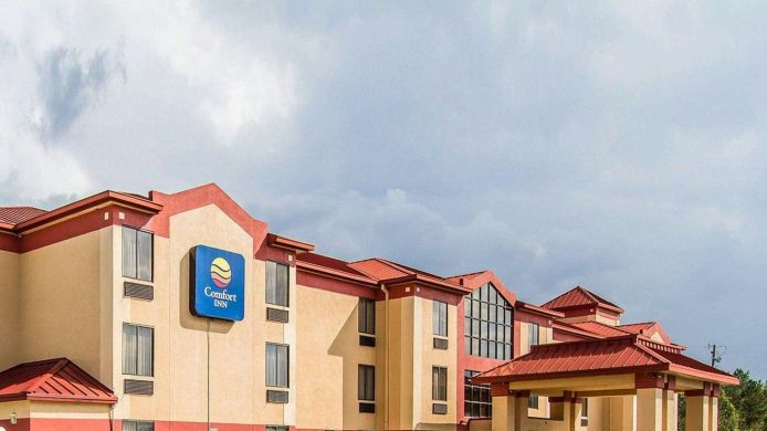 Exterior view Comfort Inn Lincoln