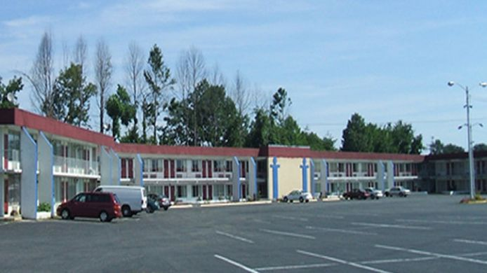 Buitenaanzicht Americas Best Value Inn - Burlington