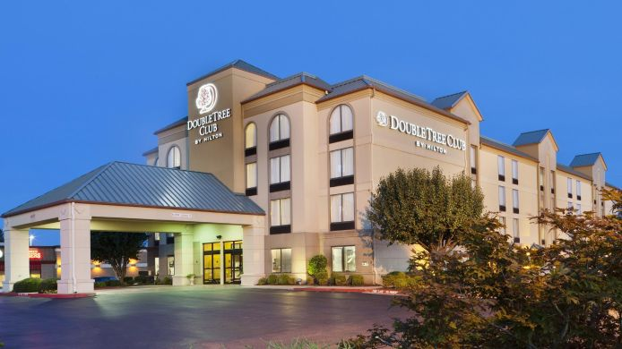 Exterior view DoubleTree Club by Hilton Springdale