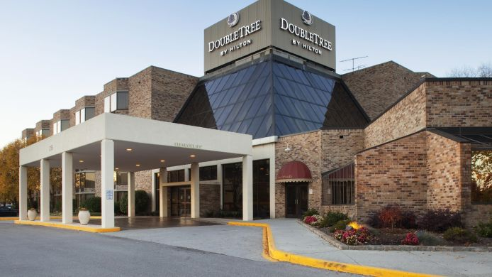 Exterior view DoubleTree by Hilton Oak Ridge - Knoxville