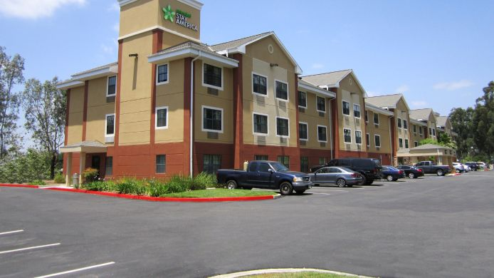 Buitenaanzicht EXTENDED STAY AMERICA LAKE FOR