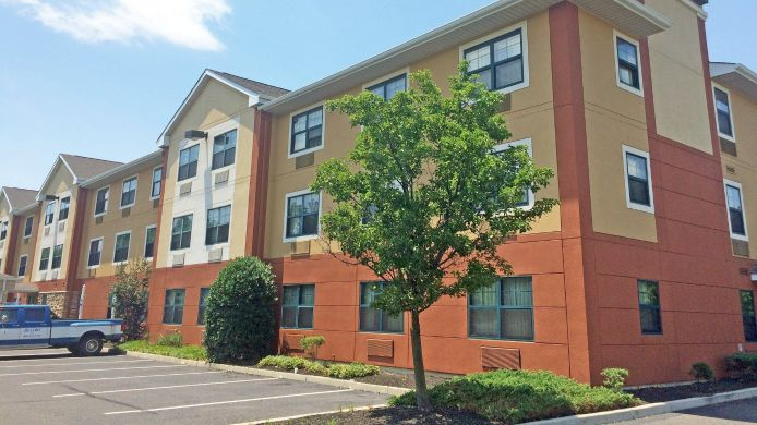 Exterior view EXTENDED STAY AMERICA CHERRY H