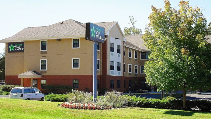 Exterior view EXTENDED STAY AMERICA MALVERN