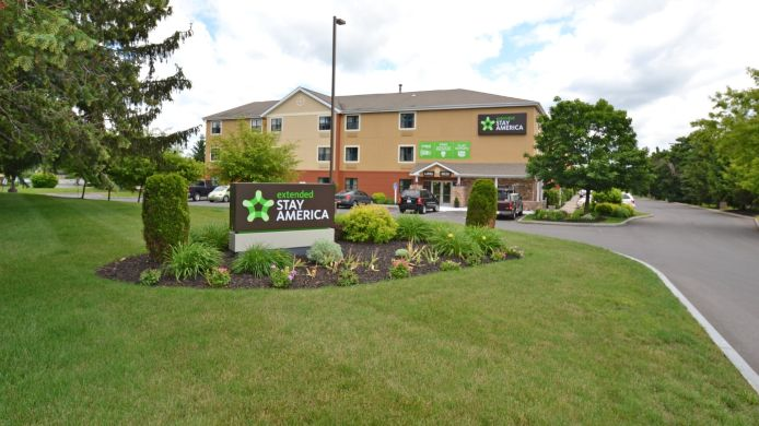 Exterior view EXTENDED STAY AMERICA SYRACUSE