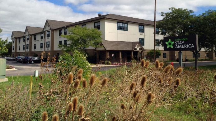 Buitenaanzicht EXTENDED STAY AMERICA ROLLING