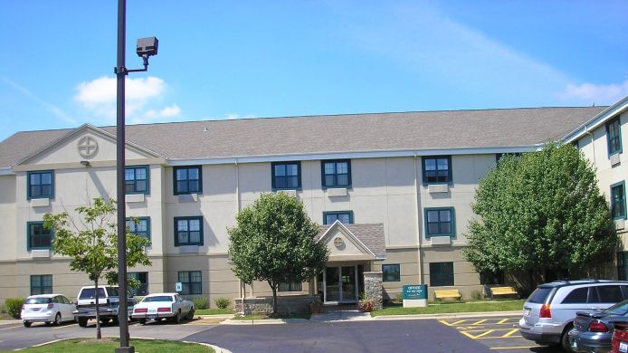 Exterior view EXTENDED STAY AMERICA GURNEE