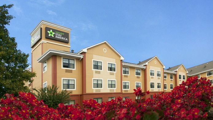 Exterior view EXTENDED STAY AMERICA COLUMBIA