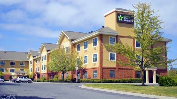Exterior view EXTENDED STAY AMERICA MELVILLE