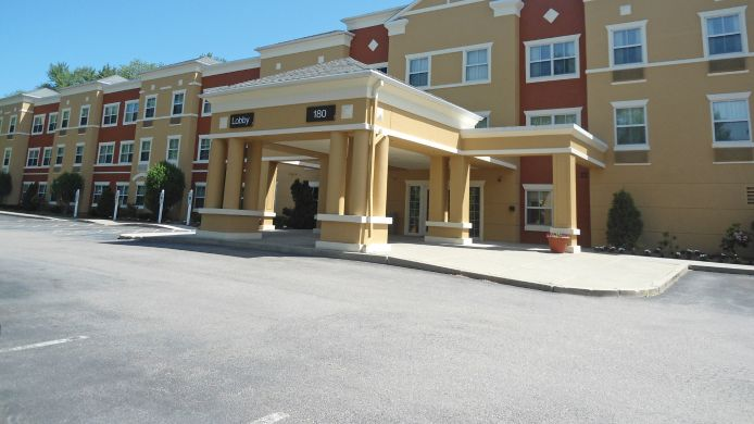 Exterior view EXTENDED STAY AMERICA E MAIN S