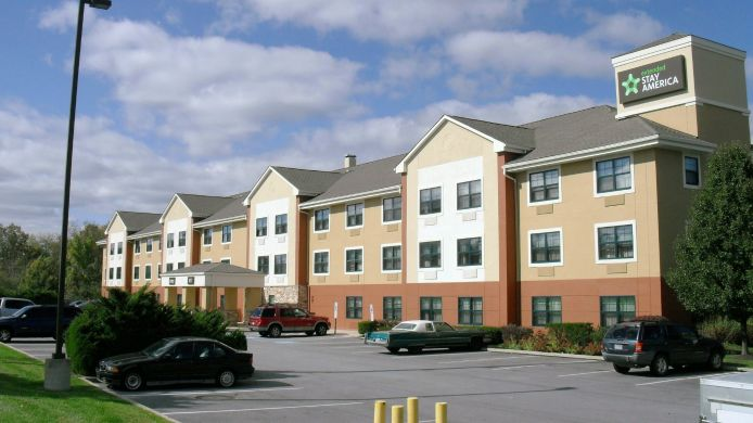 Exterior view EXTENDED STAY AMERICA EXTON
