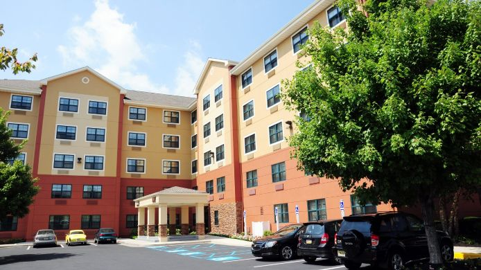 Buitenaanzicht EXTENDED STAY AMERICA SECAUCUS