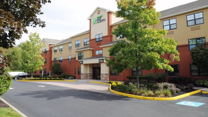 Buitenaanzicht EXTENDED STAY AMERICA PRINCETO