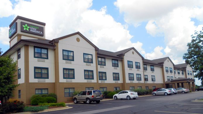Exterior view EXTENDED STAY AMERICA CHAMPAIG