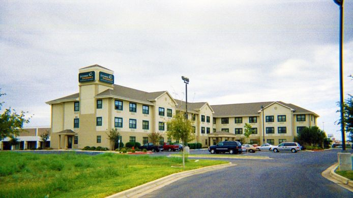 Exterior view EXTENDED STAY AMERICA LAREDO D
