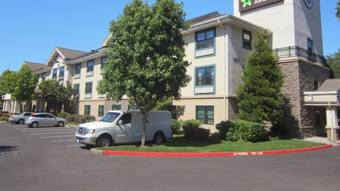 Exterior view EXTENDED STAY AMERICA MUKILTEO
