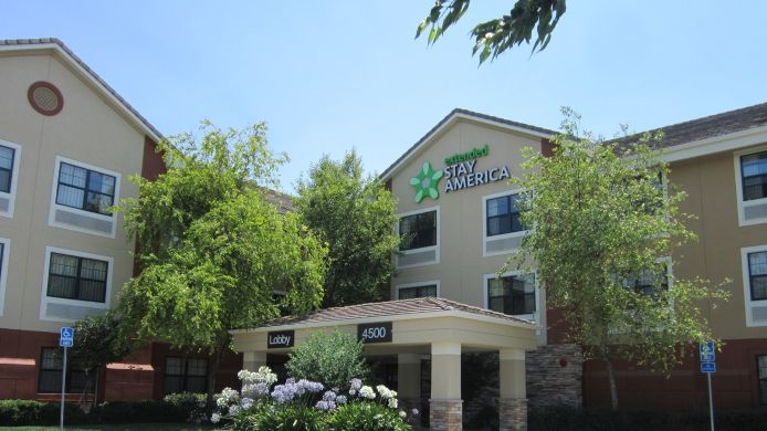 Exterior view EXTENDED STAY AMERICA DUBLIN H