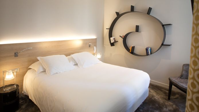 Double room (superior) Hotel de France
