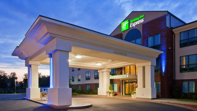 Exterior view Holiday Inn Express & Suites ENTERPRISE