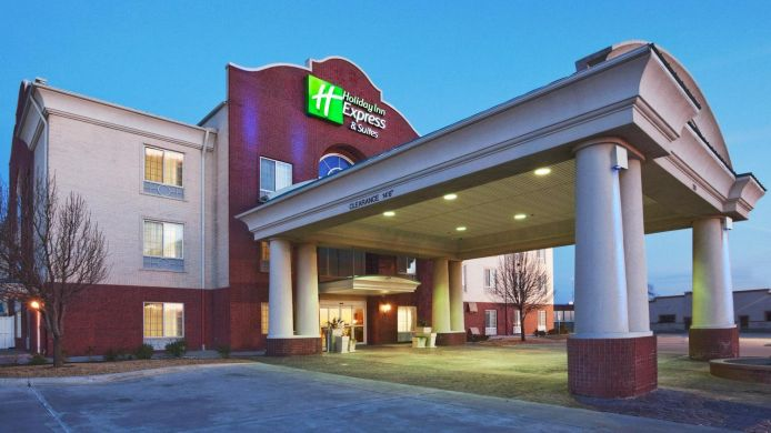 Buitenaanzicht Holiday Inn Express & Suites GAINESVILLE