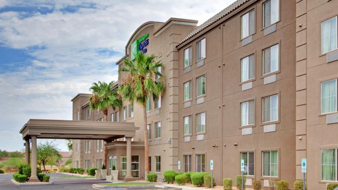 Exterior view Holiday Inn Express PEORIA NORTH - GLENDALE