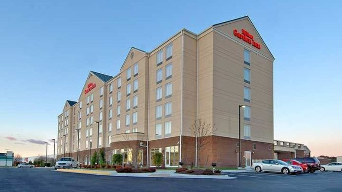 Exterior view Hilton Garden Inn Richmond South-Southpark