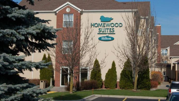 Buitenaanzicht Homewood Suites Grand Rapids